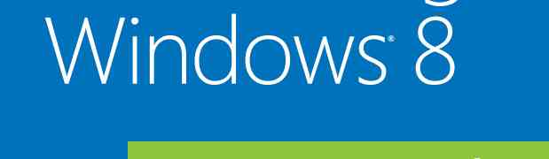 [Ebook] Introducing Windows 8 - An Overview for IT Professionals