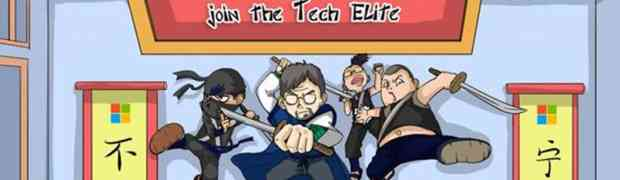 JOIN THE TECH ELITE APAC 2014 Contest