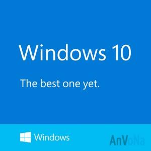 AnVoNa_Windows 10